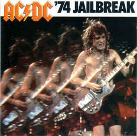 AC/DC – '74 Jailbreak (CD)