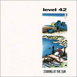 Level 42 ‎– Staring At The Sun (CD)