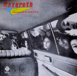 Nazareth ‎– Close Enough For Rock 'N' Roll