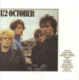 U2 – October (CD)