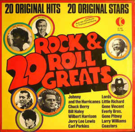 Various – 20 Rock & Roll Greats