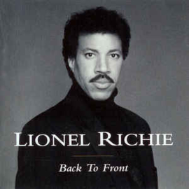 Lionel Richie ‎– Back To Front (CD)