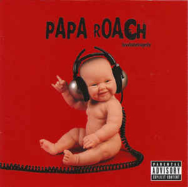 Papa Roach ‎– Lovehatetragedy (CD)