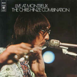 Chris Hinze Combination ‎– Live At Montreux
