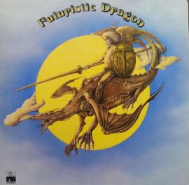 T. Rex – Futuristic Dragon