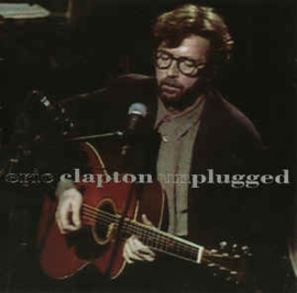 Eric Clapton ‎– Unplugged (CD)
