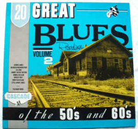 Various – 20 Great Blues Recordings Of The 50's And 60's - Volume 2