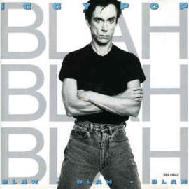 Iggy Pop – Blah-Blah-Blah (CD)