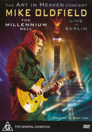 Mike Oldfield – The Art In Heaven Concert - The Millennium Bell - Live In Berlin (DVD)