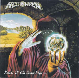 Helloween ‎– Keeper Of The Seven Keys - Part I (CD)