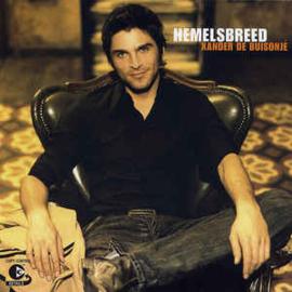 Xander De Buisonjé – Hemelsbreed (CD)