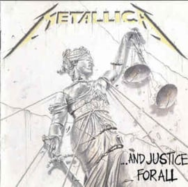 Metallica ‎– ...And Justice For All (CD)