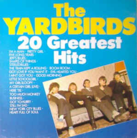 Yardbirds ‎– 20 Greatest Hits