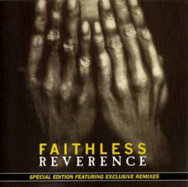 Faithless ‎– Reverence (CD)