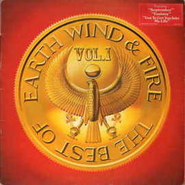 Earth, Wind & Fire ‎– The Best Of Earth, Wind & Fire Vol. I