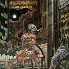 Iron Maiden ‎– Somewhere In Time