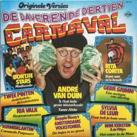 Various – De Daverende Dertien Carnaval
