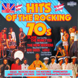 Various – Hits Of The Rocking 70s