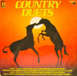 Various ‎– Country Duets