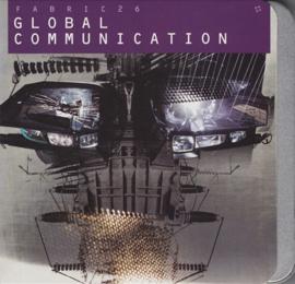 Global Communication – Fabric 26 (CD)