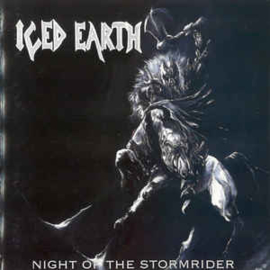 Iced Earth ‎– Night Of The Stormrider (CD)