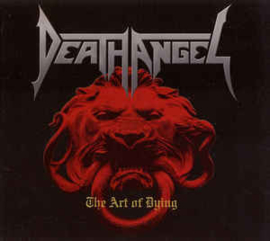 Death Angel ‎– The Art Of Dying (CD)