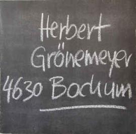 Herbert Grönemeyer – 4630 Bochum