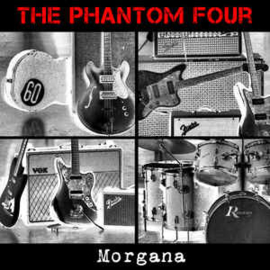 Phantom Four & The Arguido ‎– Sounds From The Obscure / Morgana (CD)