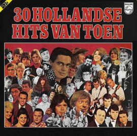Various – 30 Hollandse Hits Van Toen
