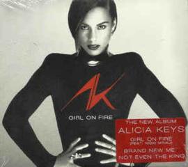 Alicia Keys – Girl On Fire