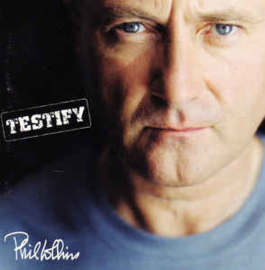 Phil Collins ‎– Testify (CD)