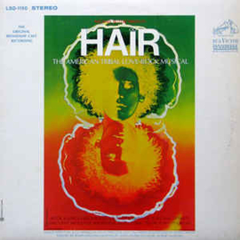 Various ‎– Hair - The American Tribal Love-Rock Musical - The Original Broadway Cast Recording