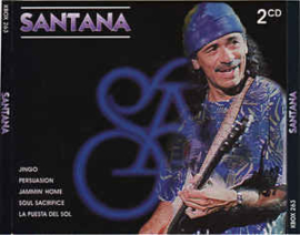 Santana – Santana (CD)