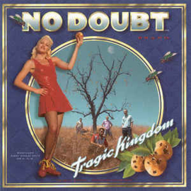No Doubt ‎– Tragic Kingdom (CD)