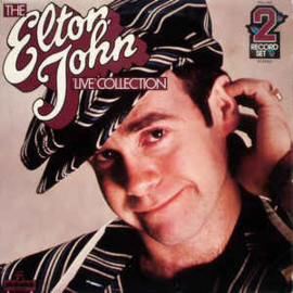 Elton John ‎– The Elton John 'Live' Collection