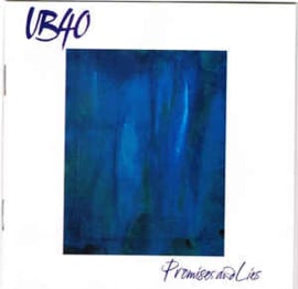 UB40 ‎– Promises And Lies (CD)