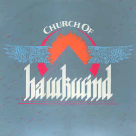 Church Of Hawkwind ‎– Church Of Hawkwind