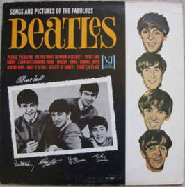 Beatles ‎– Songs And Pictures Of The Fabulous Beatles