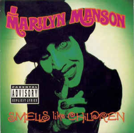 Marilyn Manson ‎– Smells Like Children (CD)