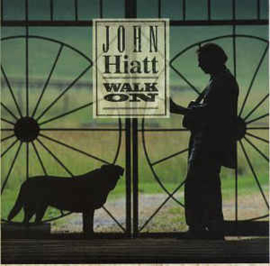 John Hiatt ‎– Walk On (CD)