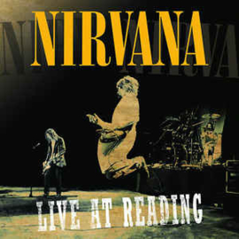 Nirvana ‎– Live At Reading (CD)