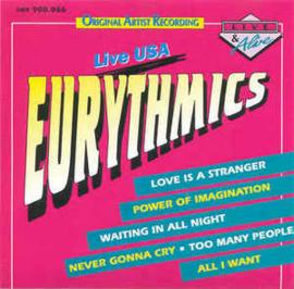 Eurythmics – Live USA (CD)