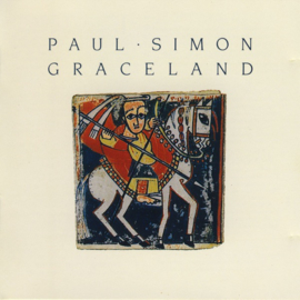 Paul Simon – Graceland (CD)