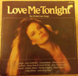 Various – Love Me Tonight - The 28 Best Love Songs