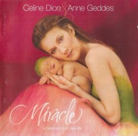 Celine Dion & Anne Geddes – Miracle (CD)