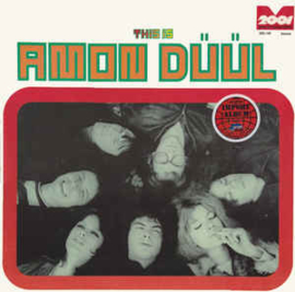 Amon Düül ‎– This Is Amon Düül