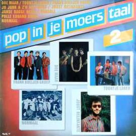 Various – Pop In Je Moers Taal 2