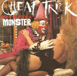 Cheap Trick ‎– Woke Up With A Monster (CD)