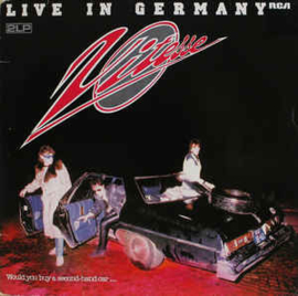 Vitesse  ‎– Live In Germany
