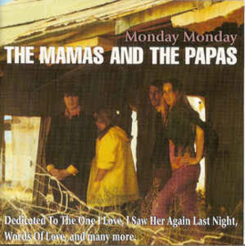 Mamas & The Papas ‎– Monday Monday (CD)